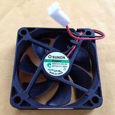 Sunon fan ME60151V1 DC12V 1.92W 2 Wire