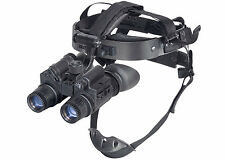 ARMASIGHT N-15 Dual Tube Gen. 3 Ghost Night Vision Goggles White Phosphor WPT