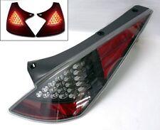 Black LED Tail Lights FITS 03-05 Nissan 350Z Fairlady Z