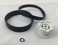 Dyson DC03 DC04 DC07 DC14 DC27 DC33 Clutch Repair Kit - Belts & White Wheel