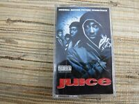 Cassette Tape JUICE Movie Music From The Motion Picture Soundtrack Rap