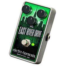 Electro Harmonix East River Overdrive Pedal de Efectos para Guitarra Drive