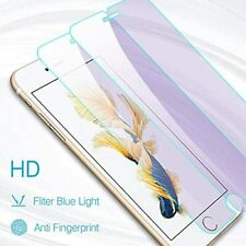 for iPhone SE 2020 8/7/6/6s HD Anti-Blue Light Screen Protector Tempered Glass