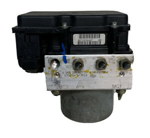 ABS Anti Lock Brake Pump Assembly Unit 2007 2008 Nissan Sentra #11   47660 ET00A