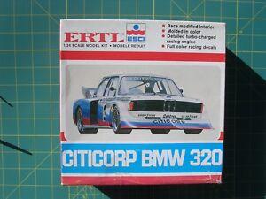 Ertl / ESCI 1/24 Citicorp BMW 320 IMSA Race Car Opened Box