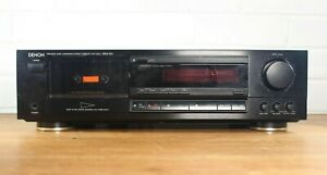 Denon DRM-600 Stereo Cassette Tape Deck HiFi Separates Dolby HX Pro Japan