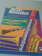 Accent on Achievement Book 1 Flute - 17081 New