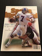 1996 Sports Illustrated Denver JOHN ELWAY SI NewsStand AN APPRECIATION No Label
