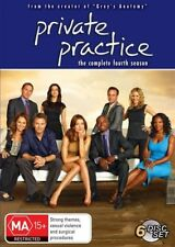 Private Practice - Season 4 : NEW DVD