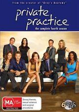 Private Practice : Season 4 (DVD, 2011, 6-Disc Set)