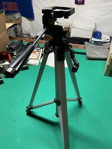 Camera Tripod Stand Adjustable Professional Mount Holder For Gopro & camcorder