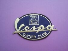 MOD SCOOTER SKA SOUL SEW ON & IRON ON PATCH:- VESPA