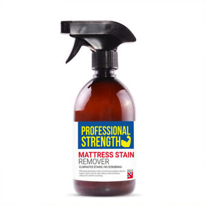 Professional Strength Mattress Stain Remover