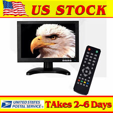 "IPS 10""LCD HD 1920*1200 Monitor VGA Video Audio HDMI Display for CCTV Cam PC FPV"