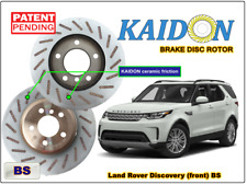 """Land Rover Discovery brake disc rotor KAIDON  (FRONT) type """"BS"""" / """"RS"""" spec"""