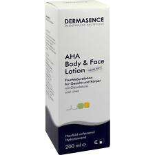 DERMASENCE AHA body and face Lotion   200 ml   PZN976913
