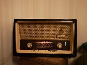 Altes radio röhrenradio Grundig