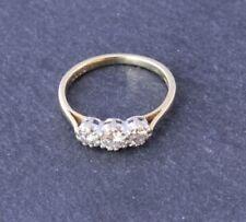 M & M Round Fine Diamond Rings