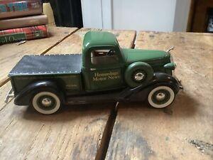 Hemmings Motor News 1936 Dodge Pick Up Truck Die Cast Bank 1:25 Scale