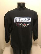 Vintage Columbus Blue Jackets Embroidered Sweatshirt Mens Large