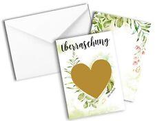 Rubbelloskarten 5 Überraschung Karten Geburtstagskarte Rubbelkarten Gutschein