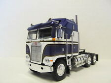 DCP 1/64 SCALE KENWORTH K100 AERODYNE CABOVER PURPLE & WHITE  (TRACTOR ONLY)