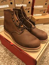 "Red Wing Heritage Rover 6"" Round Toe 4549 Size 12.0 D retail $ 270"