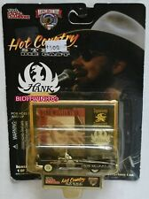 RACING CHAMPIONS HOT COUNTRY HANK WILLIAMS JR. '59 CADILLAC ISSUE #10 T7 W+