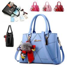 Damen Handtasche Shopper Groß Elegant Kuriertasche Schultertasche Umhängetasche