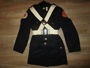 The Ohio State University Buckeyes Marching Band OSU Jacket Pants Uniform Set