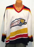 vtg COLORADO GOLD KINGS Hockey Jersey 2XL WCHL Defunct 90s/00s SP minor rare xxl