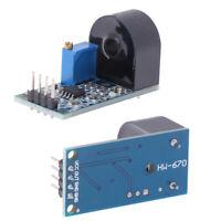 5A Range Single Phase AC Active Output Current Sensor Module ZYJCAU
