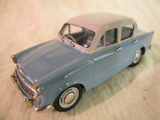 LANSDOWNE MODELS LDM 48 HILLMAN MINX MK1 1956 COLOUR GREY/BLUE+ BOX SCALE 1:43