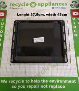 BAUKNECHT BRASTEMP IGNIS, IKEA KITCHENAID WHIRLPOOL Oven Baking Tray 37,5cm 45cm