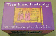 The New Nativity - Ron English - Vinyl Sculpture (Popaganda) - Signed/Numbered