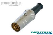 Neutrik Home Audio Cable Terminations
