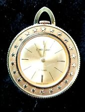 ANTIQUE ROBERT CART 17 RUBIS POCKET WATCH/PENDANT