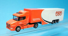 "Herpa-TNT ""Global Express"" - Scania 124 L Hauber-Jumbo valise, 1:87/h0 [F]"