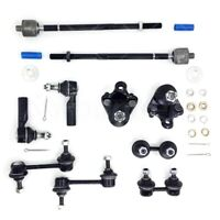 Full Suspension Kit Ball Joints Stabilizer Sway Links For 93-02 Toyota Corolla