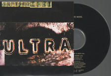 Depeche Mode Ultra Cd Promo Sampler Barrel - It's No Good French Card Sleeve