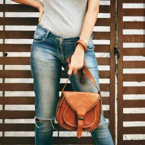 Girls Women Leather Shoulder Bag Tote Purse Handbag Messenger Crossbody Satchel
