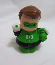 FISHER PRICE LITTLE PEOPLE DC Super Friends GREEN LANTERN Hero Halloween Guy