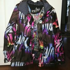 Volcom Womens Ski/Snowboard Jacket Sz Small. Gorgeous!!!