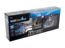 Revell Control 23982 Sky Fun ferngesteuerter Helikopter RTF 3 Kanal 2.4 GHz blau