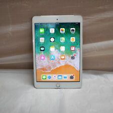 Apple iPad mini 3 64GB, Wi-Fi + Cellular , 7.9in - Silver ( A1600 )