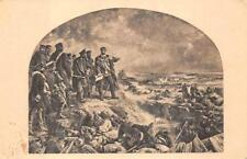 GERMANY MILITARY ANCIENT BATTLE (1864) POSTCARD (c. 1915) (391)