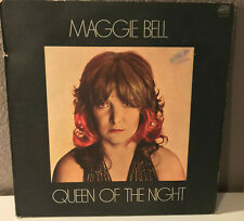 """MAGGIE BELL - Queen Of The Night - 12"""" Vinyl Record LP - VG+"""