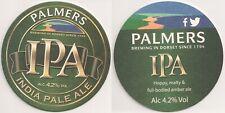 "Palmers - Bierdeckel ""IPA - India Pale Ale"" aus Dorset/England"