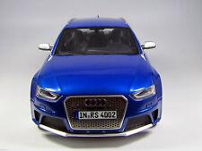 1/18 GT-Spirit Audi RS4 B8 Avant 2012 sepangblau - B8 - 1:18 sepang blau GT016
