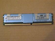 MICRON 2GB 2Rx4 PC2-5300F 1.80V CL5 Heatsink ECC FB-DIMM MT36HTF25672FY-667F
